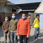 नेपाली बैंक ह्याक गरी १४ करोड ठगी गर्ने गिरोह पक्राउ