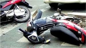 मोटरसाइकल दुर्घटनामा दुई जनाको मृत्यु